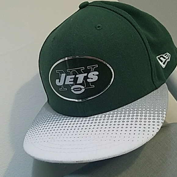 216b147c New York Jets Hat (7 1/8)